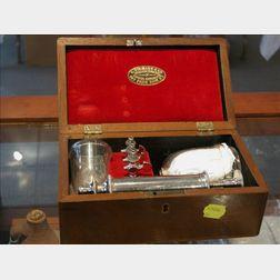 Artificial Leech Cupping Set by G. Tiemann & Co.