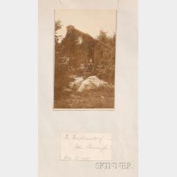Burroughs, John (1837-1921)