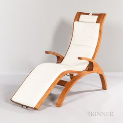 Thomas Moser Reclining Chaise Lounge