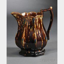 Bennington Pottery Flint Enamel Glazed Pitcher