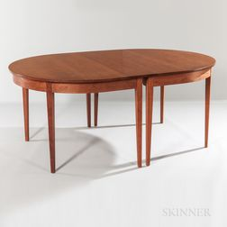 Thomas Moser Cherry Dining Table and Chairs