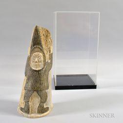 Inuit Bone Carving