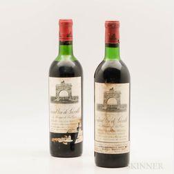 Chateau Leoville Las Cases, 2 bottles