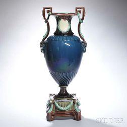 Wedgwood Majolica Vase