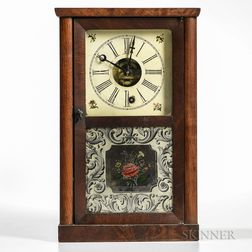 Smith & Goodrich Cottage Clock