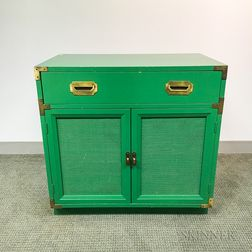 Art Deco-style Lacquered Chest of Drawers