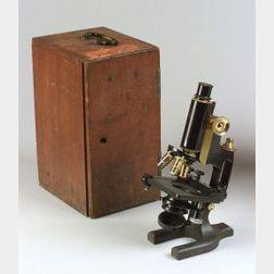 Spencer Compound Microscope