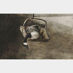 Andrew Wyeth (American, 1917-2009)      Canada