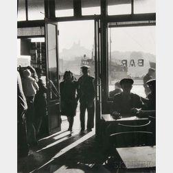 Willy Ronis (French, 1910-2009)      Sur le Vieux Port de Marseille