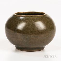 Small Teadust-glazed Jarlet