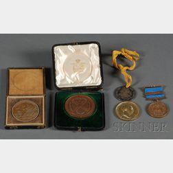 Four Medallions