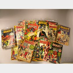 Sixty-one Silver Age The Avengers