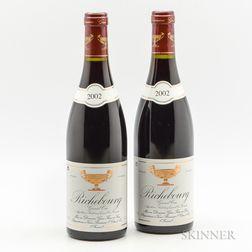 Gros Frere et Soeur Richebourg 2002, 2 bottles