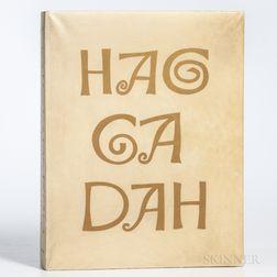 Shahn, Ben (1898-1969) Haggadah for Passover.