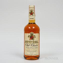 Stitzel Club Choice, 1 liter bottle