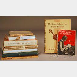 Ten Violin-related Books