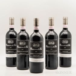 Casanova di Neri Brunello di Montalcino Cerretalto 2001, 5 bottles