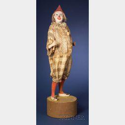 Rare Henry Phalibois Automaton of a Laughing Clown