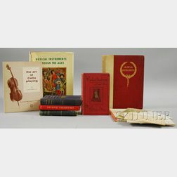 Ten Books on Musical Instruments
