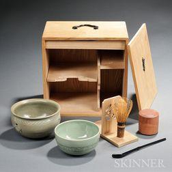 Boxed Tea Ceremony Set
