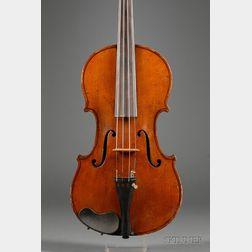 German Violin, Reichert Workshop, c. 1910