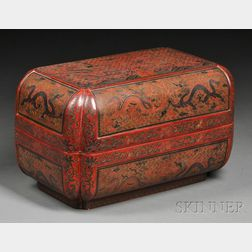 Large Lacquer Box