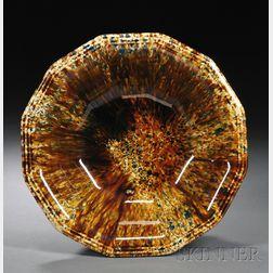 Bennington Pottery Flint Enamel Glazed Basin