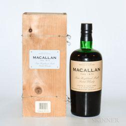 Macallan 1874 Replica, 1 750ml bottle (owc)