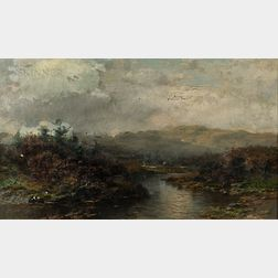 George Herbert McCord (American, 1849-1909)      Catskills View