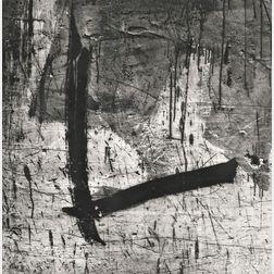 Aaron Siskind (American, 1903-1991)      Lima 89