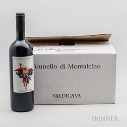 Valdicava Brunello di Montalcino 2005, 6 bottles (oc)