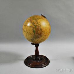 Joslin's Terrestrial Globe on Stand