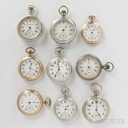 Nine Hampden Watches