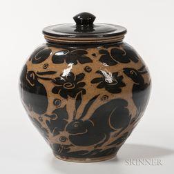 Miranda Thomas Studio Pottery Water Vessel