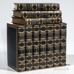 Pepys, Samuel (1633-1703) The Diary.