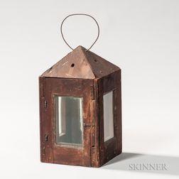 Early Pine Lantern