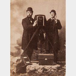 Photographs, American, c. 1891.