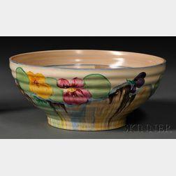 Clarice Cliff Bizarre Ware Bowl
