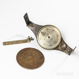 Reportedly the First Marked W.J. Young Surveyor's Compass