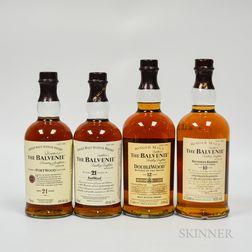 Balvenie, 2 liter bottles (ot) 2 750ml bottles (oc)