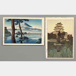 Three Shin Hanga