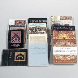 Twelve Oriental Rug Books