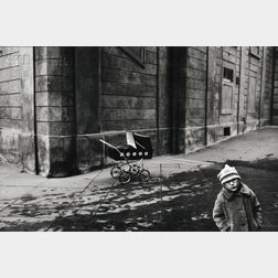 Paul Ickovic (Czech, b. 1944)      Prague Czechoslovakia