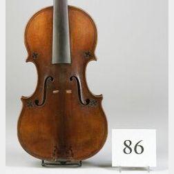 Rare French Violin, Jean Baptiste Vuillaume, Paris, 1874