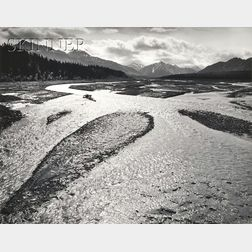 Ansel Adams (American, 1902-1984)      Eleven Images