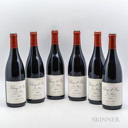 Nicolas Potel Volnay Les Mitans 2003, 6 bottles