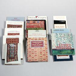 Fifteen Oriental Rug Books