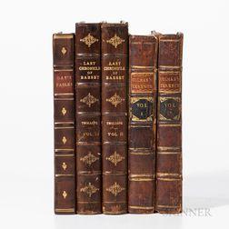 Three Literary Works.