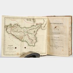 Russell, George (fl. circa 1815) A Tour through Sicily, in the Year 1815.
