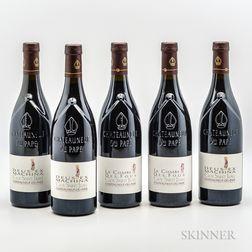 Clos St. Jean, 5 bottles